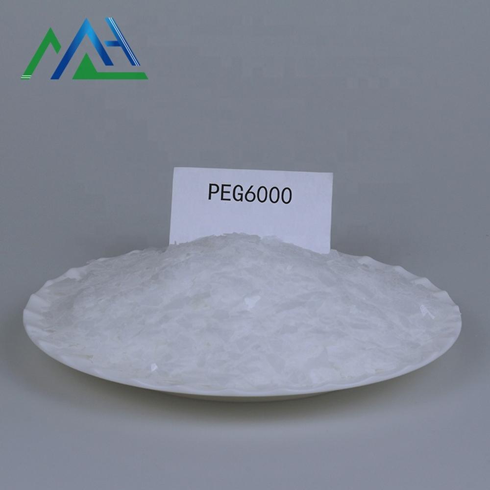 Free sample Polyethylene glycol cas 25322-68-3 peg 6000