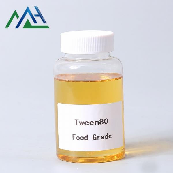 Emulsifier CAS No.9005-67-8 tween 80 polysorbate 80 food grade