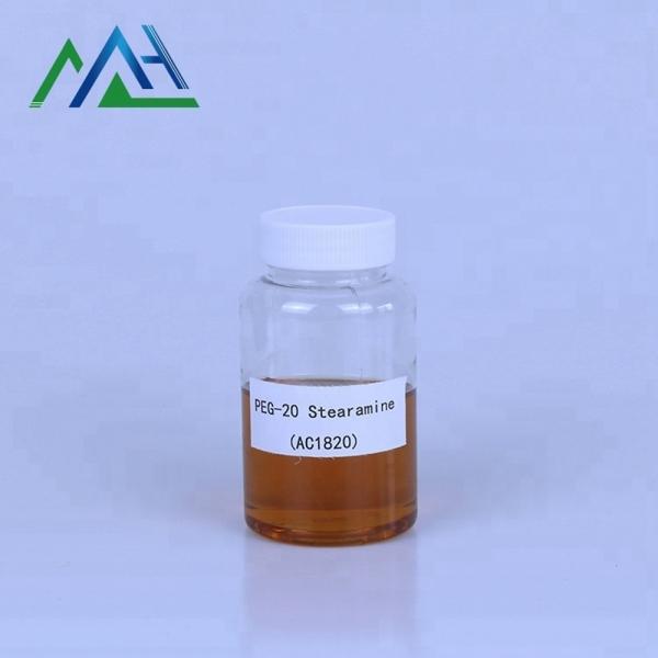 Surfactant CAS No. 26635-92-7 PEG-20 Stearamine(AC1820)