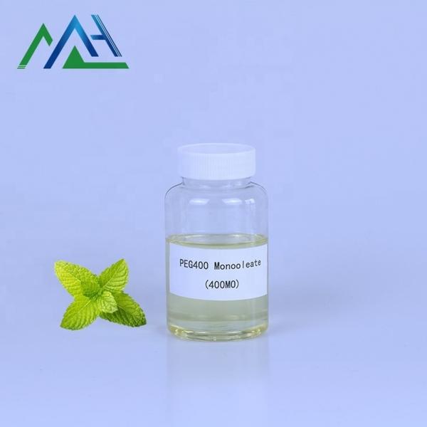 Surfactant CAS No. 9004-96-0 Polyethylene glycol 400 monooleate acid ester PEG400 Monooleate