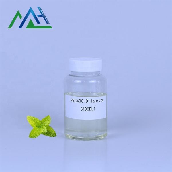 Additive CAS No 9005-02-1 PEG400 Dilaurate PEG400DL