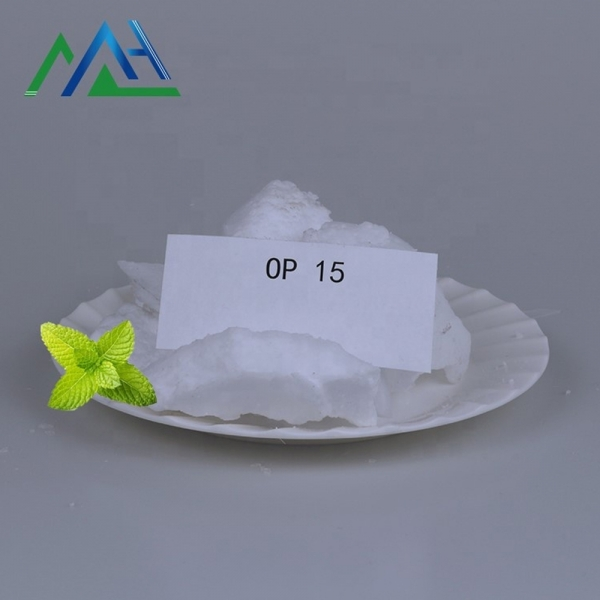 Emulsifier synthetic surfactant detergent CAS 9036-19-5 Polyoxyethylene octylphenol ether op 15