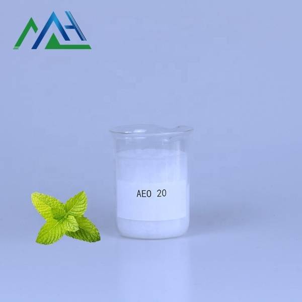 Agricultural silicone surfactan CAS No. 9002-92-0 C12~14 fatty alcohol polyoxyethylene ether polyoxyethylene lauryl ether AEO20