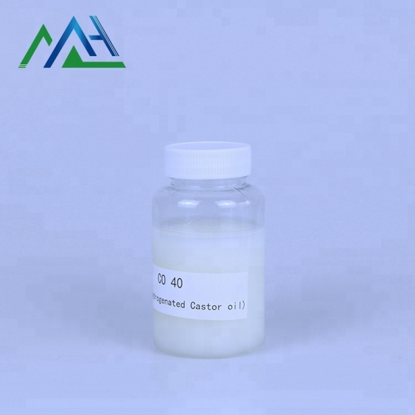 Perfume Solubilizing Agent CAS No. 61788-85-0 Ethoxylated hydrogenated castor oil CO 40
