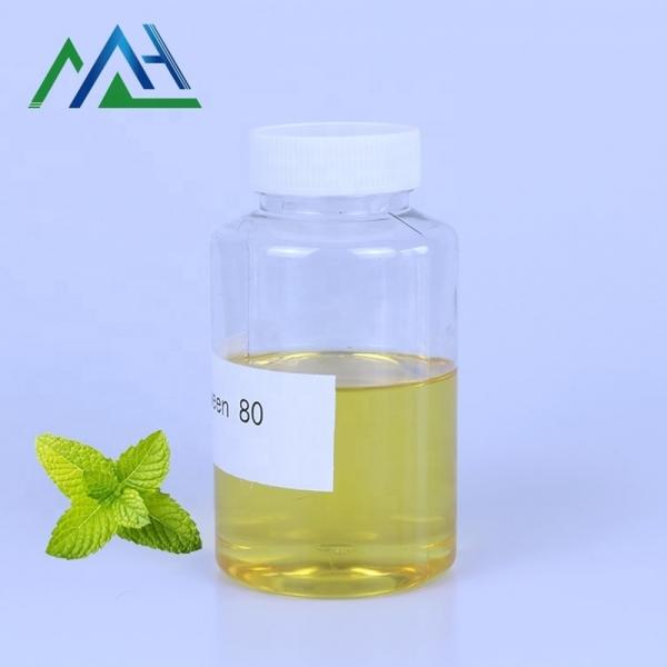 Industrial-grade tween 80 Sorbitan monooleate ethoxylate emulsifier CAS No.9005-67-8