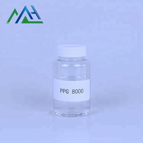 Non-ionic type lubricant polypropylene glycol ppg8000(PPG 8000)