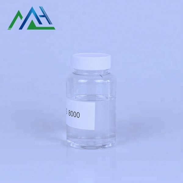 Plasticizing agent PPG 8000 CAS 25322-69-4