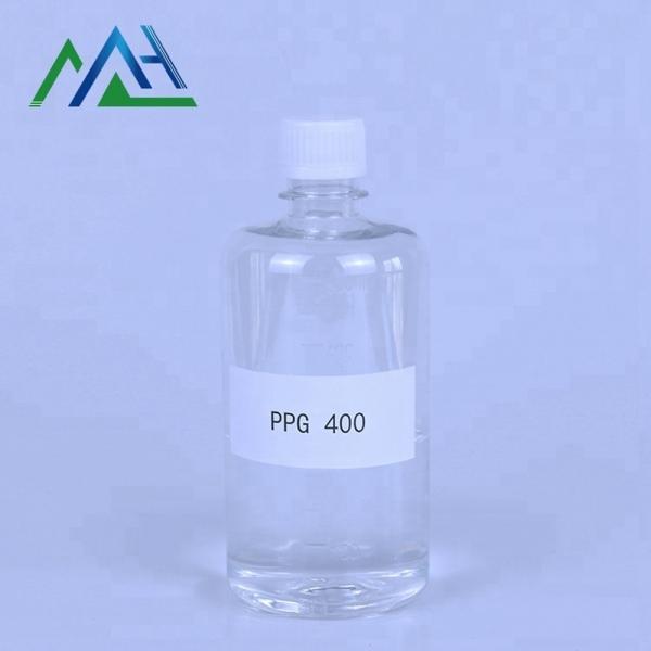 lubricant Poly propylene glycol PPG 400 CAS 25322-69-4
