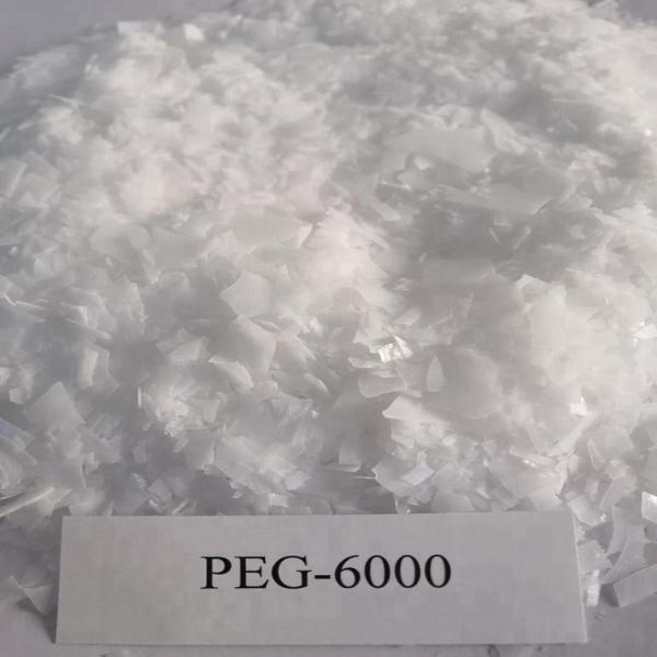 Emulsifier PEG 20000 CAS No. 25322-68-3 carbowax