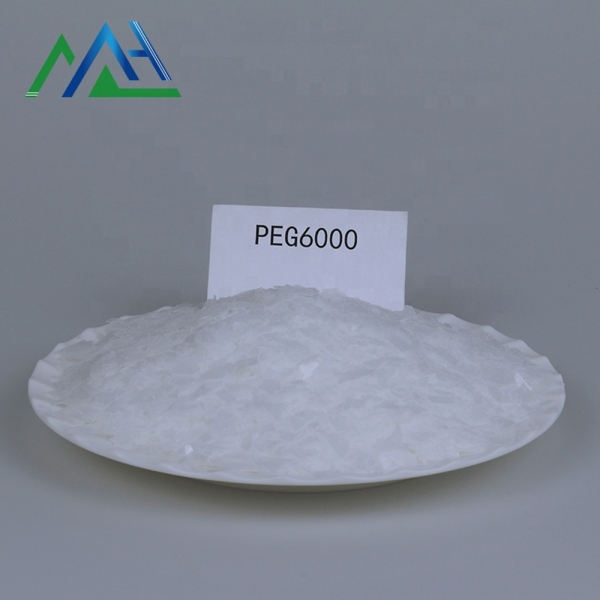 Free sample Polyethylene glycol cas 25322-68-3 peg 6000