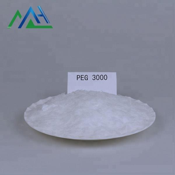 Lubricant peg3000 CAS No. 25322-68-3